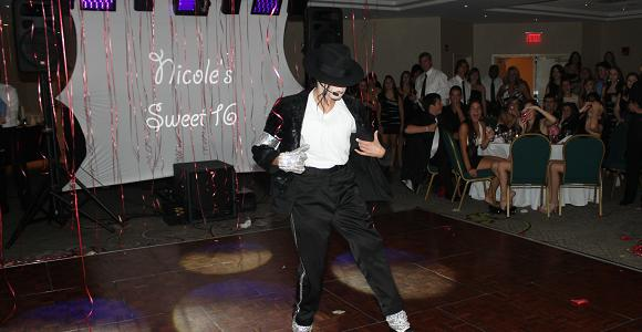 Sweet 16 Michael Jackson